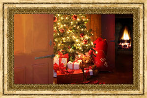 Click to preview the Christmas Fire ecard