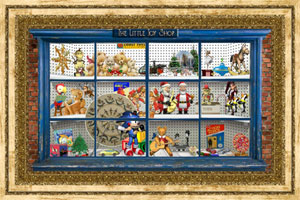 Click to preview The Little Toy Shop ecard