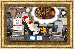 Click to preview the Dreaming of Christmas ecard