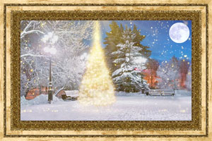 Click to preview the Christmas Message ecard