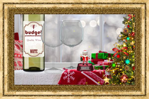 Click to preview the Christmas Wine ecard