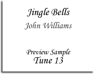Jingle Bells - John Williams