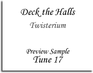 Deck the Halls - Twisterium