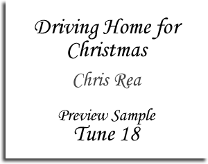 Driving Home for Christmas - Chris Rea