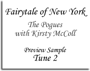 Fairytale of New York - The Pogues with Kirsty McColl